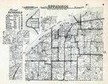 Appanoose Township, Niota, Nauvoo, Hancock County 1936